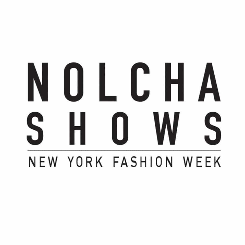 Nolcha Shows Logo White Space