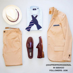 DAPPERPROFESSIONAL in Sebago