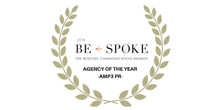 PRCouture.com BCA's Bespoke PR Firm and Agency of the Year 2018
