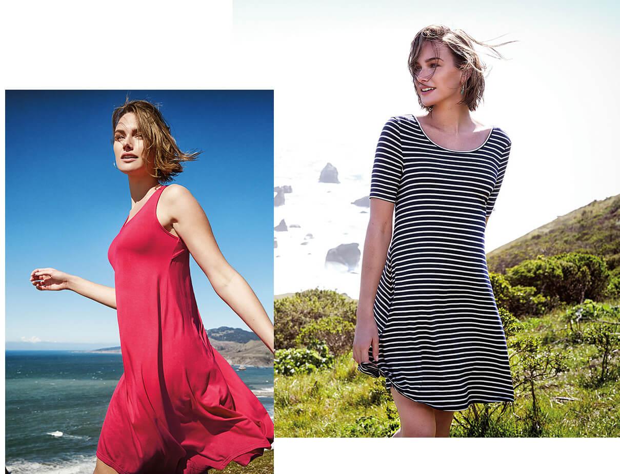 Reitmans summer dresses 2018 - Canada - PR